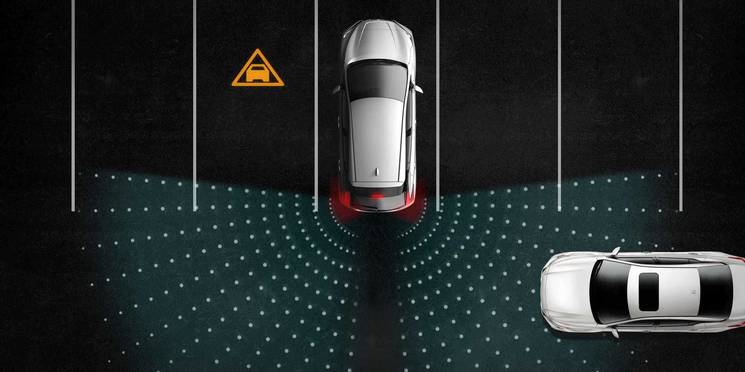 Moving Object Detection & Rear Cross Traffic Alert